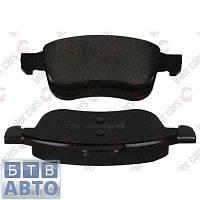 Колодки тормозні передні (більші) Fiat Doblo 09- (LPR 05P1494)
