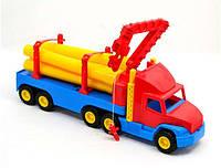 """Грузовик """"Super Truck"""" Строительный грузовик (3) 36540 """"WADER"""""""