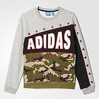 Джемпер детский Adidas FR Crew Sweatshirt S96027