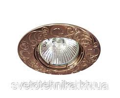 Точечный светильник Feron DL 2005 античная медь