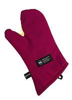 Профессиональная рукавица для кухни Cool Touch Flame , 305мм. Защита рук от высоких температур-до 280°C