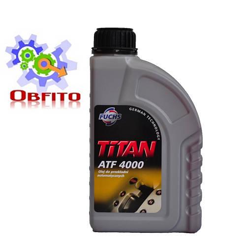 Fuchs TITAN ATF 4000, 1л масло трансмиссионное минеральное