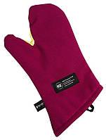 Профессиональная рукавица для кухни Cool Touch Flame , 381 мм. Защита рук от высоких температур - до 280°C
