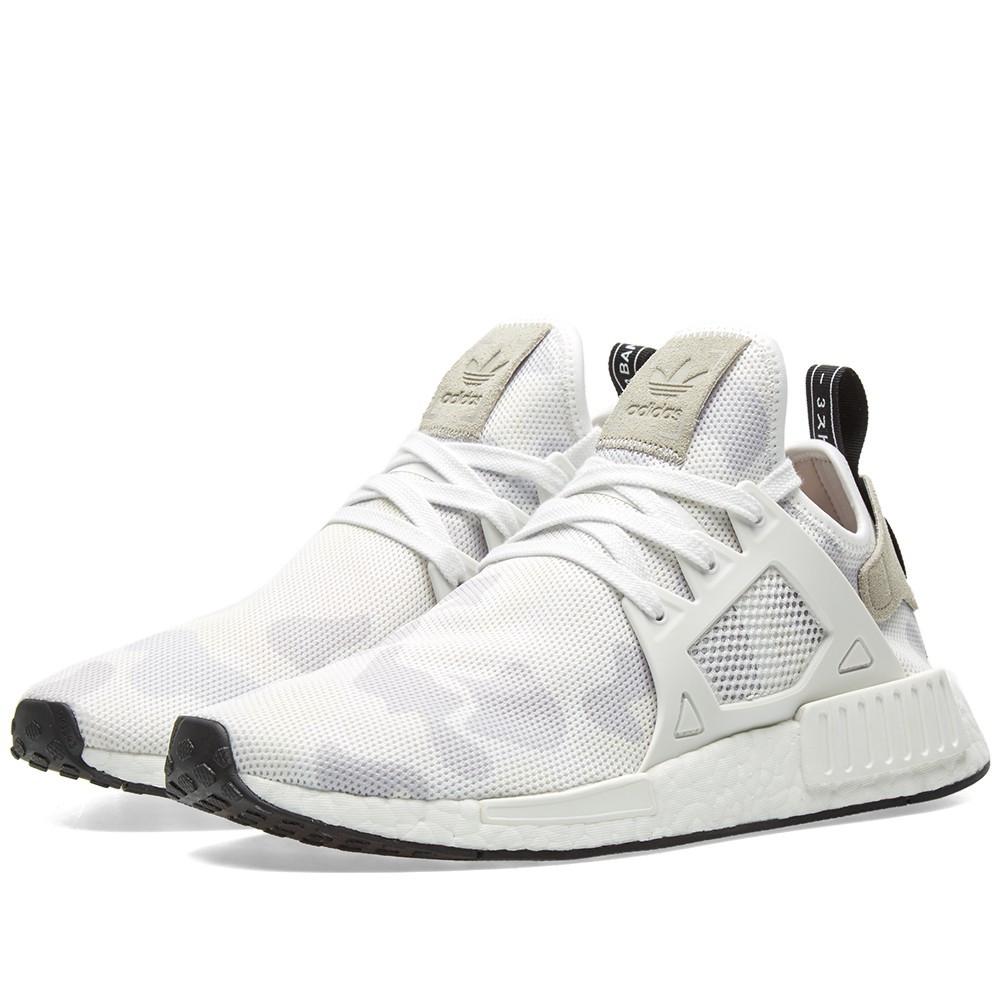 Оригинальные Кроссовки Adidas NMD XR1 White Camo — в Категории ... 1204497c38d