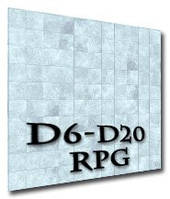 Игровое поле (коврик) для ролевых игр (подземелье 1) (Roleplaying game Battle dungeon flip-mat 1)