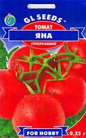 Семена Кустовой томат Яна (0,25 г) GL SEEDS