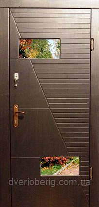 Входная дверь модель Т-1-3 6996 vinorit-20, фото 2