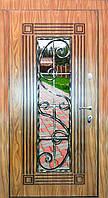 Входная дверь модель П5-347 vinorit-77 +ПАТИНА