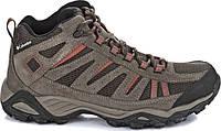 Мужские ботинки Columbia North Plains Mid WP Cordovan/Cedar Оригинал