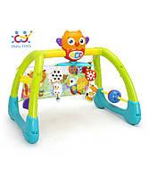 """Развивающие и обучающие игрушки «Huile Toys» (2105HT) игровой центр """"Веселая поляна"""" (звук. эффекты)"""