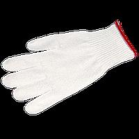 SG10-L Перчатка с защитой от порезов, белая, размер L