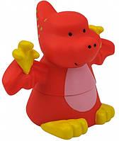 Popbo Blocs Динозаврик красный Ks Kids Popbo™ динозаврик (червоний)