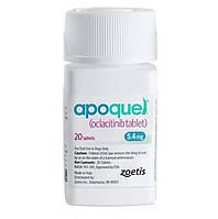 Апоквель (Apoquel) 5,4 мг, 20 таблеток, Zoetis