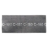Сетка абразивная 105*280мм SiC К600; 50 шт/упак INTERTOOL KT-606050