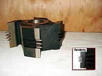 Фреза для сращивания древесины по длине с полями (макрошип).