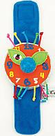 Часики наручные мягкие Ks Kids Годинник на ручку для маляти