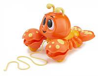Игрушка-каталка на веревочке Веселый лобстер Little Tikes