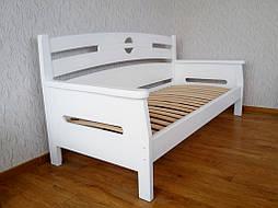 """Деревянный белый диван - кровать """"Луи Дюпон"""" 2"""