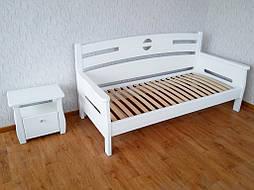 """Деревянный белый диван - кровать """"Луи Дюпон"""" 4"""