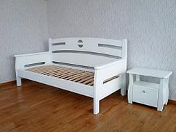 """Деревянный белый диван - кровать """"Луи Дюпон"""" 6"""