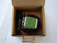 Резистор печки (реостат +A/C) Renault Trafic / Vivaro 1.9dci 01> (VALEO 509900)