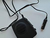 Удобный обогреватель от прикуриваля 12V (автовентилятор)