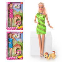 Кукла 8232 с собачкой