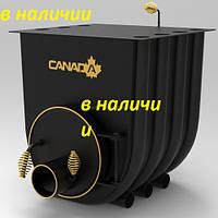 Печь калориферная «Canada» с варочной поверхностью «03» , фото 1