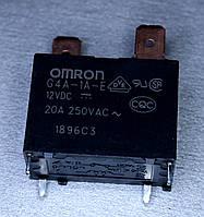 Реле электромеханическое  G4A-1A-E;  12VDC