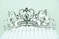Волшебная высокая корона. Торжественные украшения для девушек. 92