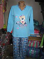Пижамы женские на байке K.S.M. Some Day Go Far