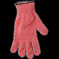 SG10-RD-L Перчатка с защитой от порезов, красная (мясо), размер L