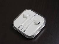Наушники вкладыши гарнитура Apple EarPods iPhone 5 i5-2s-2