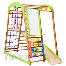 Детский спортивный комплекс для дома «BabyWood Plus»