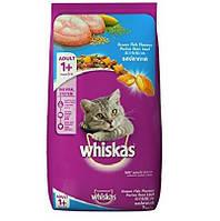 Вискас с тунцом для взрослых кошек 14 кг