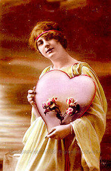 Как романтично провести день святого Валентина