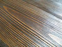 Браширование - искусственное старение древесины.