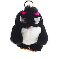 Брелок Птица черная  Энгри Бердс ( Angry Birds )  h-15 см