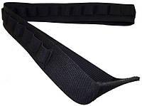 Бандольер Rothco для охотничьих боеприпасов Black, 2978 (Черный)