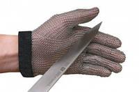 MGA515L Перчатка Stainless Steel Mesh-Cut Resistant Glove защита от порезов, стальная сетка, размер L