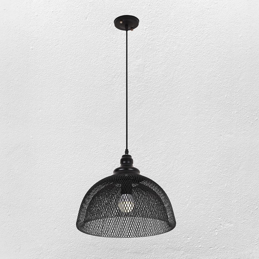 Люстра ( подвес) в стиле лофт (07-9149-1 BK)