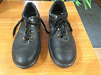 Полуботинки (туфли) рабочие кожа