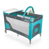 Детский манеж-кроватка Baby Design Dream