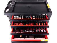 Сервисный шкаф с инструментами Yato YT-5530