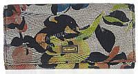 Стильный женский кожаный кошелек ELEGANT art.5242-6-1 цветной, фото 1
