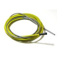 Спираль подающая (желтая) 3 метра для проволоки D 1,4 - 1,6 мм (RF 36LC/36, RF 45 с ПДГ 508, MB 36 GRIP