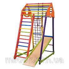 Детский спортивный комплекс для дома «BambinoWood»