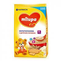 Каша молочная мультизлаковая с печеньем Milupa