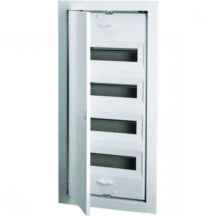 ABB UK540E. Щит на 48(56) модулей внутренней установки с металлической дверью - Интернет-магазин «Energy» в Харькове