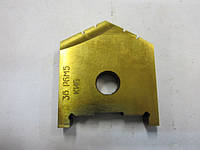 Пластина сменная для перового сверла Ф 43 мм (2000-1226) Р6М5 Орша